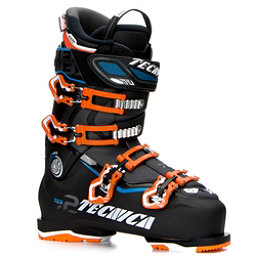 Tecnica Ten.2 120 HV Ski Boots 2017, Black-Orange, 256