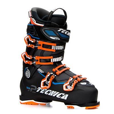 Tecnica Ten.2 120 HV Ski Boots 2017, Black-Orange, viewer