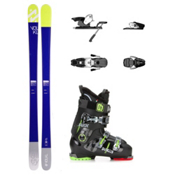 Volkl Alley Jakk Ski Package 2016, , medium