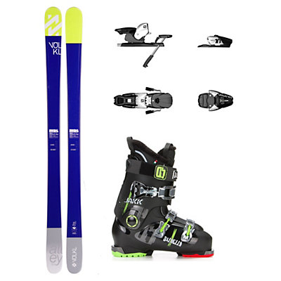 Volkl Alley Jakk Ski Package, , viewer