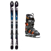 Atomic Nomad Blackeye TI Quest Pro 90 Ski Package, , medium