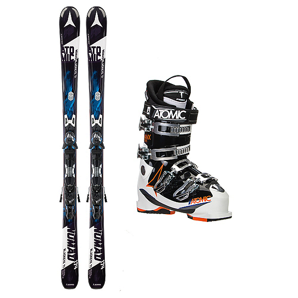 Atomic Nomad Blackeye TI Hawx 2.0 90 Ski Package, , 600