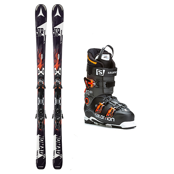 Atomic Nomad Smoke TI Quest Pro 90 Ski Package, , 600
