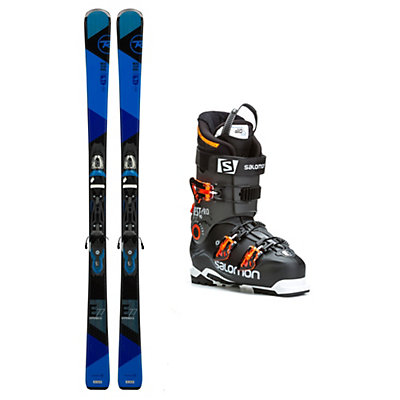 Rossignol Experience 77 Quest Pro 90 Ski Package, , viewer