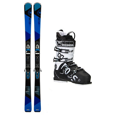 Rossignol Experience 77 AllSpeed 100 Ski Package, , viewer