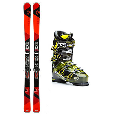 Rossignol Experience 80 Alias Sensor 120 Ski Package, , viewer