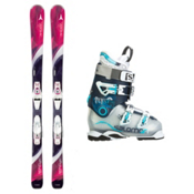 Atomic Affinity Pure Quest Pro 80 Womens Ski Package 2016, , medium