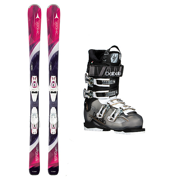 Atomic Affinity Pure Avanti 70 Womens Ski Package, , 600