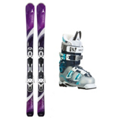 Atomic Affinity Sky Quest Pro 80 Womens Ski Package 2016, , medium