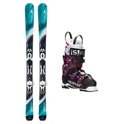 Atomic Affinity Storm Quest Pro 100 Womens Ski Package, , medium