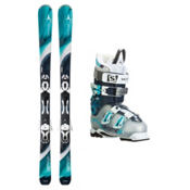Atomic Affinity Storm Quest Pro 80 Womens Ski Package, , medium