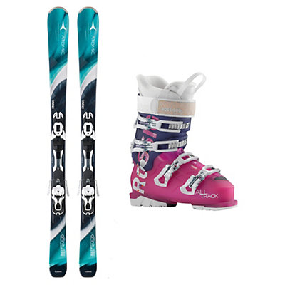 Atomic Affinity Storm AllTrack 70 Womens Ski Package, , viewer