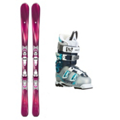 Salomon Cira Quest Pro 80 Womens Ski Package, , medium