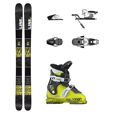 Line Gizmo T2 RT Kids Ski Package, , viewer