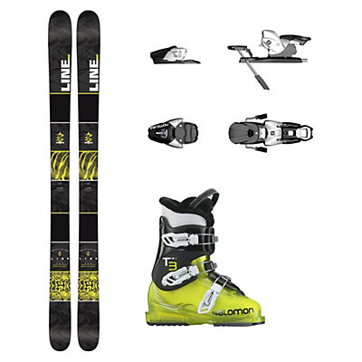 Line Gizmo T3 RT Kids Ski Package, , viewer