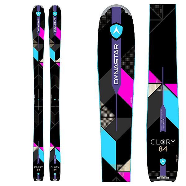 Dynastar Glory 84 Womens Skis 2017, , 600