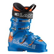 Lange RS 90 SC Junior Race Ski Boots 2017, Powder Blue, medium