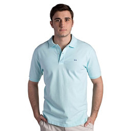 Fish Hippie Salterpath Polo Mens Shirt, Clearwater, 256