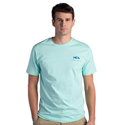 Fish Hippie Original Tarpon Mens T-Shirt, Seagrass, 256