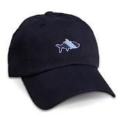 Fish Hippie Sport Cap Hat, Navy, medium