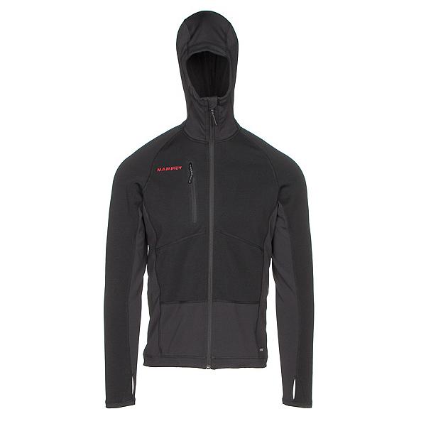 Mammut Aconcagua Pro Hooded Jacket Mens Mid Layer, Black, 600
