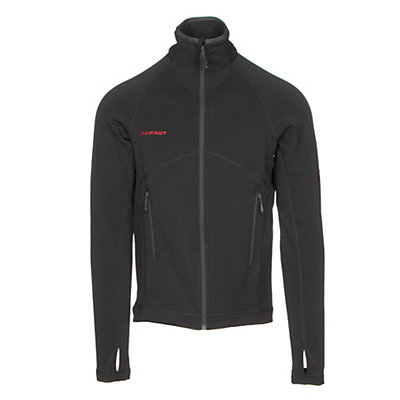 Mammut Aconcagua Jacket Mens Mid Layer, Titanium, viewer