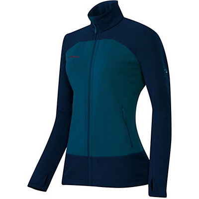 Mammut Aconcagua Jacket Womens Mid Layer, Orion-Marine, viewer