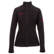 Mammut Aconcagua Jacket Womens Mid Layer, Black-Black, medium