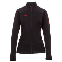 Mammut Aconcagua Jacket Womens Mid Layer, Black-Black, 256