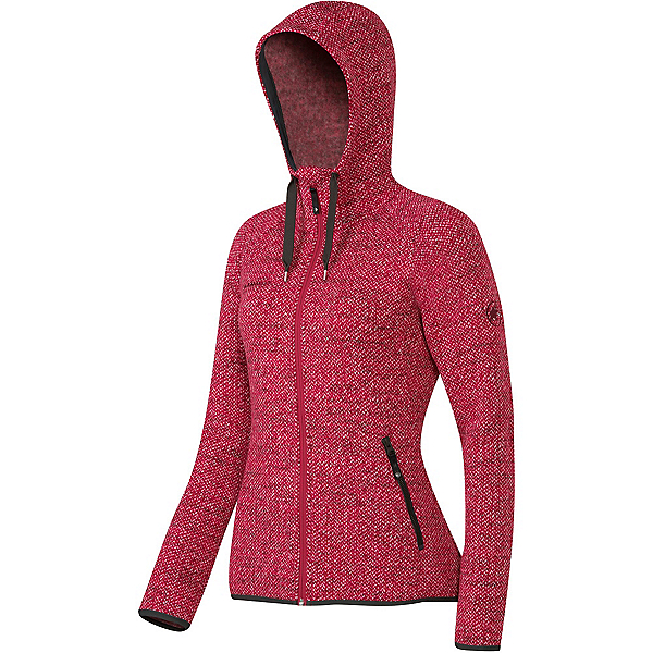 Mammut Kira Tour ML Hooded Womens Jacket, Crimson, 600