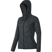 Mammut Kira Tour ML Hooded Womens Jacket, Graphite, medium