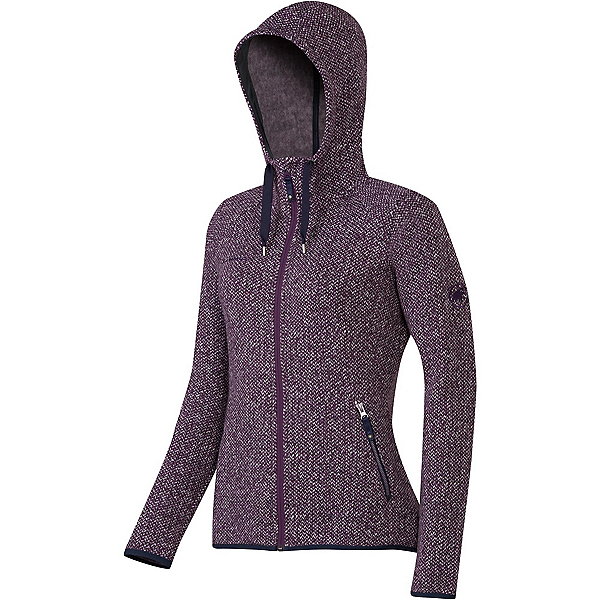 Mammut Kira Tour ML Hooded Womens Jacket, Velvet, 600