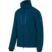 Mammut Stoney HS Mens Shell Ski Jacket, Orion, medium