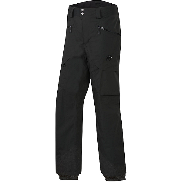 Mammut Stoney HS Mens Ski Pants, Graphite, 600
