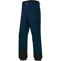 Mammut Stoney HS Mens Ski Pants, Marine, 256