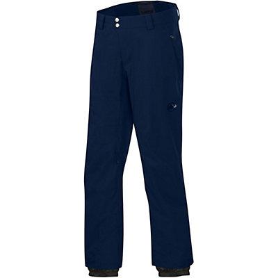 Mammut Bormio HS Mens Ski Pants, Lava, viewer