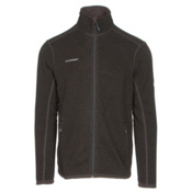 Mammut Polar ML Jacket Mens Mid Layer, Graphite, medium