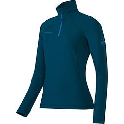 Mammut Snow ML Half Zip Womens Mid Layer, Orion, 256