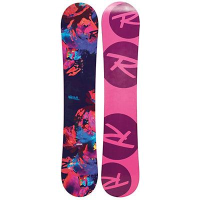 Rossignol Tesla Amptek Womens Snowboard 2017, , viewer