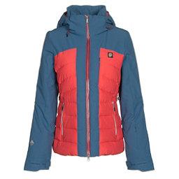 Orage Jasmine Womens Insulated Ski Jacket, Blush, 256