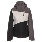 Orage Nina Womens Insulated Ski Jacket, Pepper, medium