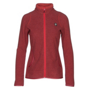 Orage Tobar Fleece Womens Jacket, Velvet, medium