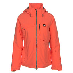 Orage Grace Womens Insulated Ski Jacket, Guava, 256
