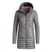 Parajumpers Anuri Womens Jacket, Steel Melange, medium