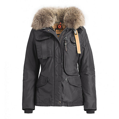Parajumpers Denali Womens Jacket, Anthracite, viewer