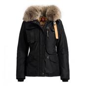 Parajumpers Denali Womens Jacket, Black, medium