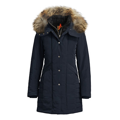Parajumpers Angie Womens Jacket, Blue-Black, viewer