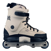 Razors Korey Pro SL Aggressive Skates 2016, Grey-Black, medium
