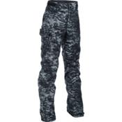 Under Armour ColdGear Infrared Chutes Kids Ski Pants, Overcast Gray-Black-Overcast G, medium