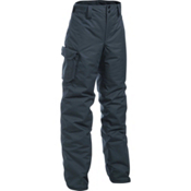 Under Armour ColdGear Infrared Chutes Kids Ski Pants, Stealth Gray-Black, medium